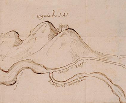 Tenuta di Aljano - le colline reggiane