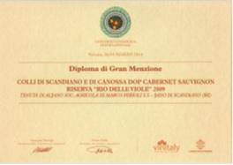 GRAN SUCCESSO AL VINITALY 2014 PER LA TENUTA DI ALJANO