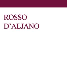 Rosso d'Aljano annata 2007