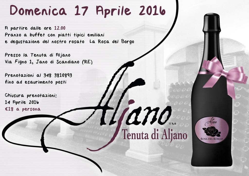 Presentazione rosato 17 aprile