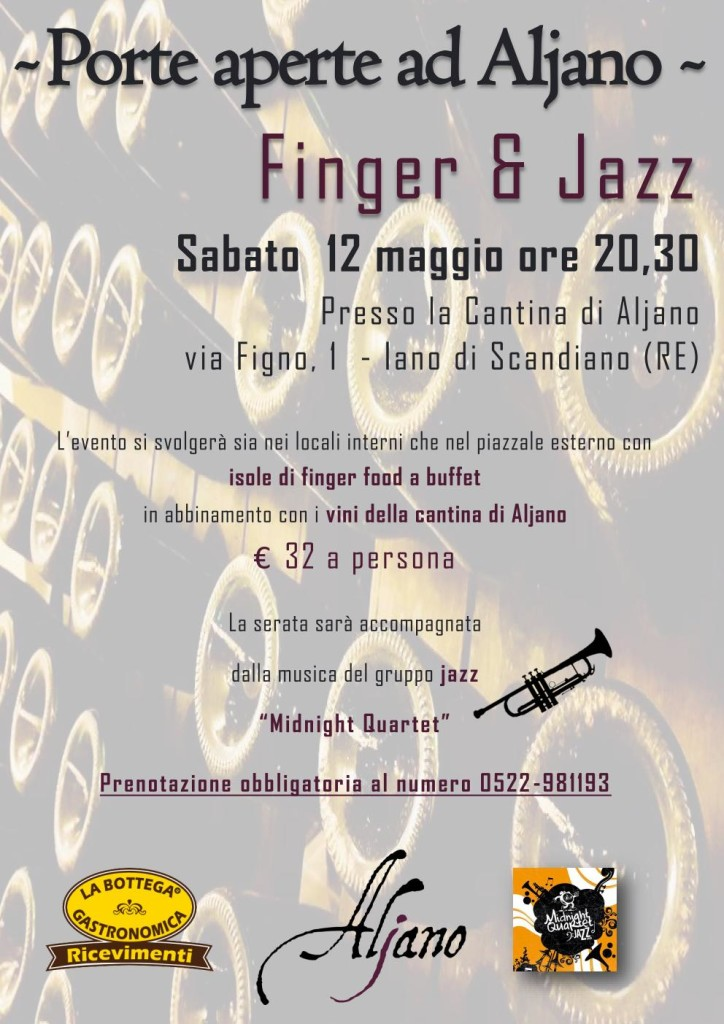 finger e jazz